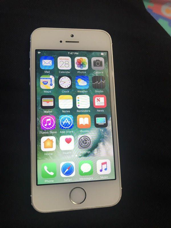 IPhone 5S 16gb Factory Unlocked WorldWide Clean Imei