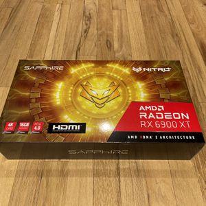 Sapphire AMD Radeon RX 6900 XT Nitro+ NEW w/ Receipt for Sale in Milwaukie, OR