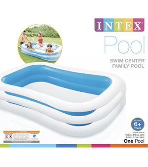 Intex Inflatable Family Swimming Pool for Sale in New Canaan, CT