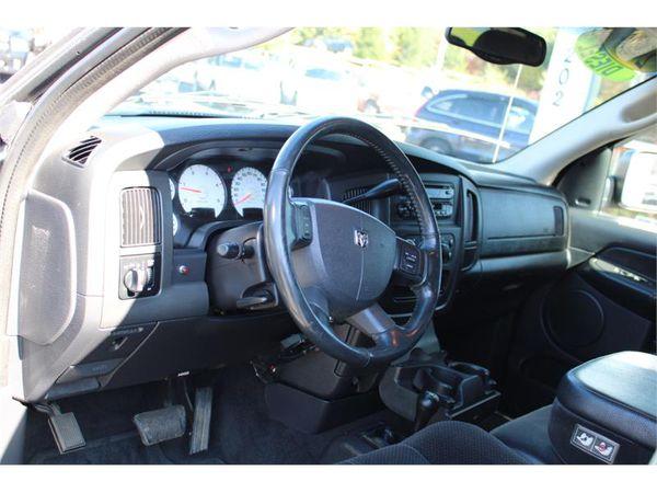 2004 Dodge Ram 3500 5.9 CUMMINS TURBO DIESEL DUAL REAR WHEELS