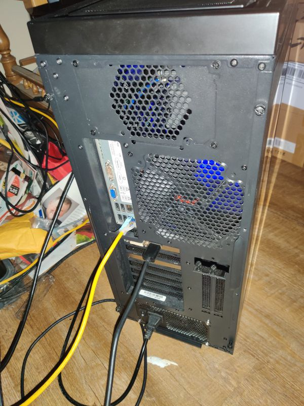 Custom Built Server Tower Dual Xeon 48gb ECC DDR3