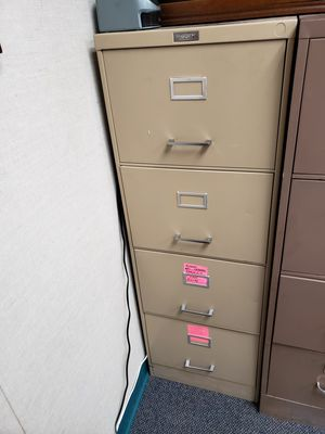 Filing cabinet for Sale in Lubbock, TX