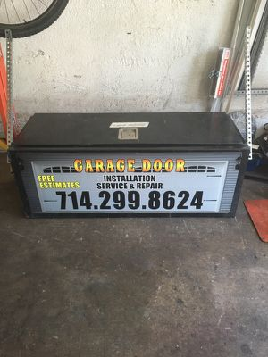 Garage door repair!!!! for Sale in Anaheim, CA