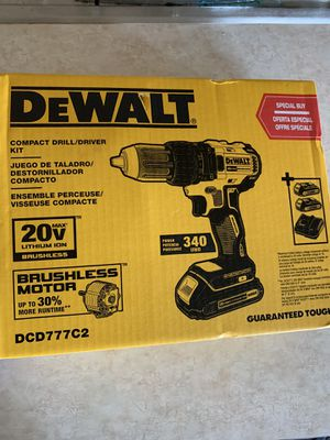Dewalt compact drill / driver DCD7888C2 for Sale in Aurora, CO