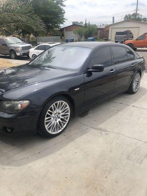 2008 BMW 750LI for Sale in Las Vegas, NV