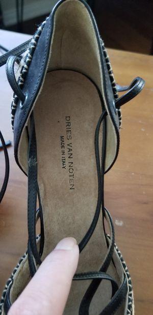 Dries Van Noten Italian Shoes Size 38.5 (8.5) for Sale in Woodland Hills, CA