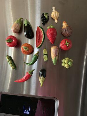 Magnet decorative on fridge for Sale in Garner, NC