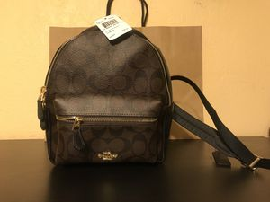 Coach women backpack for Sale in Los Angeles, CA
