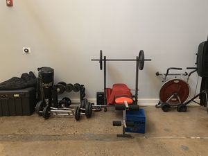 Gym Equipment & Free Weights for Sale in Philadelphia, PA