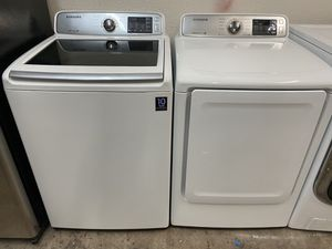 Samsung washer and Samsung electric dryer for Sale in The Colony, TX