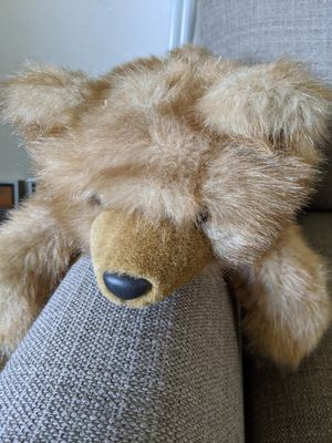 Beautiful teddy bear. for Sale in Auburn, WA