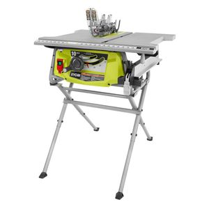 Ryobi 15 Amp 10 in. Table Saw with Folding Stand for Sale in Temple, GA