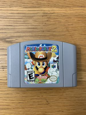 Mario Party 2 N64 game for Sale in Tampa, FL
