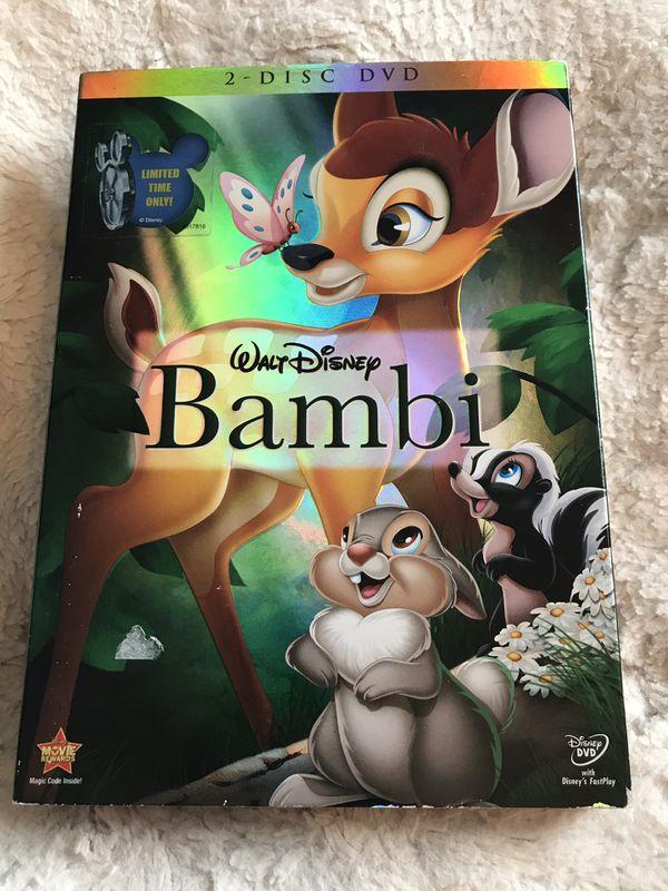 Bambi Kids DVD