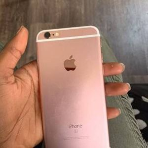 IPhone 6s rose gold family mobile for Sale in Harrodsburg, KY