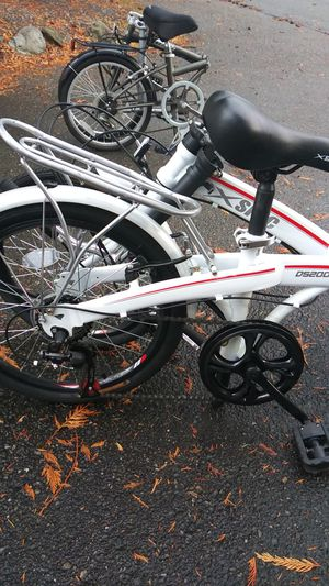 Xspec folding bikes, and a Yeah brand folding bike! for Sale in Seattle, WA