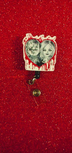 Chucki & Bride Badge reel for Sale in Downey, CA