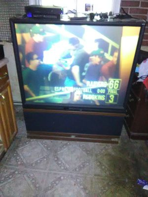 Fat back Sears and Roebucks 42 inch TV for $10 for Sale in Washington, DC