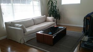 Restoration Hardware Sofa Free Pick Up Monday for Sale in Long Beach, CA