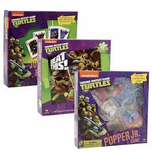 Teenage Mutant Ninja Turtles Games Bundle Pack for Sale in Los Angeles, CA
