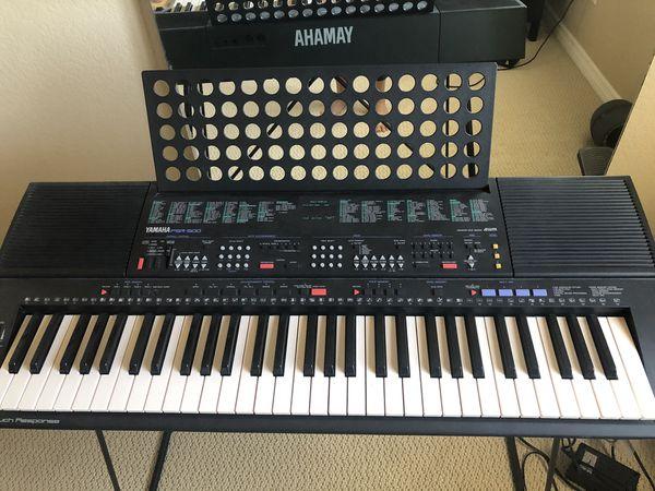 Yamaha PSR 500 Piano