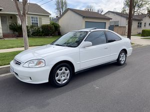 1999 Honda Civic Ex , 5-Speed Manual , Clean title , 128k org miles for Sale in Los Angeles, CA