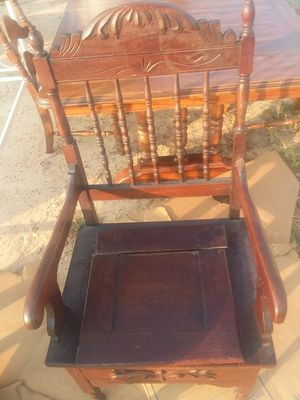 Antique parlor chair for Sale in Phenix City, AL