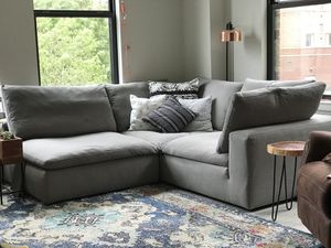 Large 3 Piece Sectional / Couch for Sale in Alexandria, VA