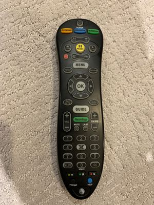 At&t S30-1A Uverse remote for Sale in Chicago, IL