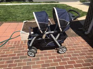 Chicco Double Stroller for Sale in Washington, DC