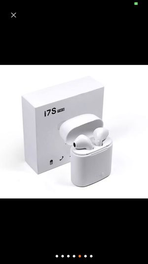 i7s TSW BLUETOOTH headphones for Sale in Orlando, FL