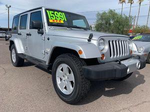 2007 Jeep Wrangler for Sale in Mesa, AZ