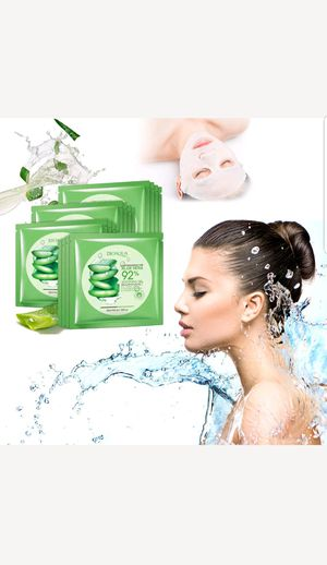 BIOAQUA Natural Aloe Vera Soothing Moisturising Face Mask for Sale in Maryland Heights, MO