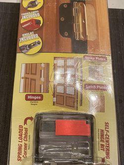 Milescraft Door Mortise Kit for Sale in Hoschton,  GA