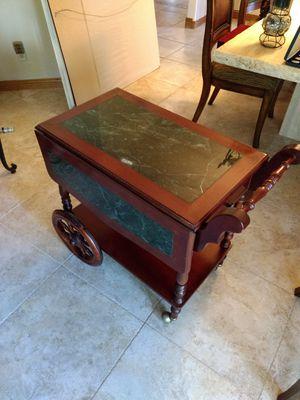 Antique tea cart for Sale in Las Vegas, NV