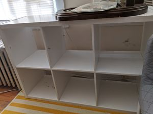 White Target bookcase for Sale in Chicago, IL