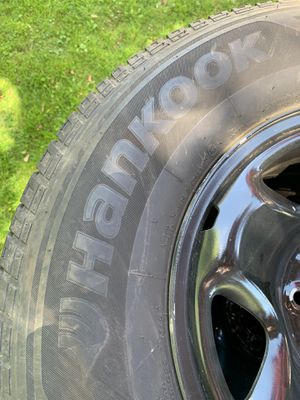 HANKOOK tires, P245/75R16 109S for Sale in Rochester, NY