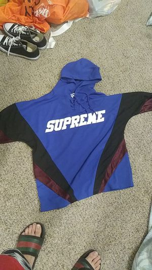 supreme hockey jersey for Sale in Portland, OR