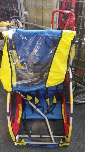 Bike trailer to haul kids for Sale in Lancaster, OH