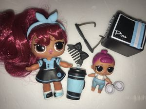 """Lol Dolls """"Pins and lil pins"""" for Sale in Portland, OR"""