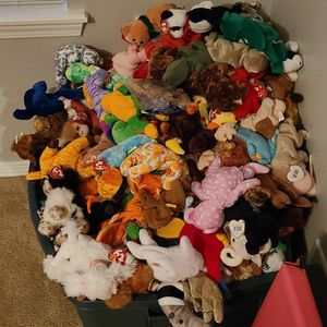 375 Total Ty Beanie Babies for Sale in Brooksville, FL