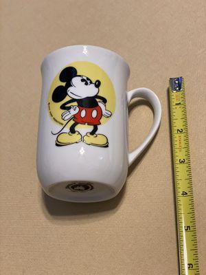 Mickey Mouse, vintage, Disneyland, Walt Disney World mug, $30 for Sale in Tampa, FL