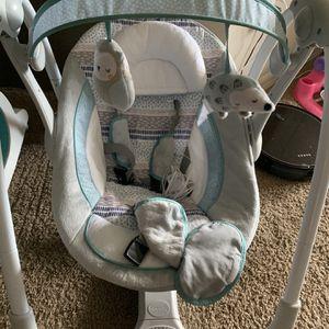 Ingenuity Baby Swing for Sale in Apopka, FL