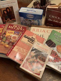 Multiple Cookbooks for Sale in Butler,  PA