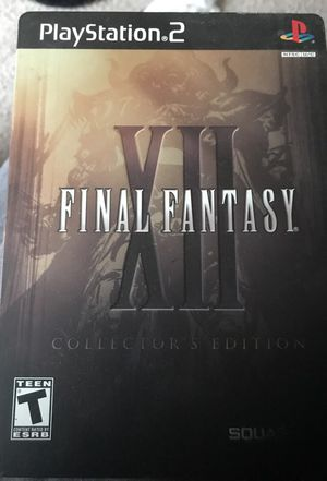 Collectors addition final fantasy Priceless for Sale in Silver Spring, MD