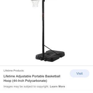 "Brand New 44"" Spalding Portable Basketball Hoop for Sale in Murrieta, CA"