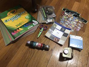 Various craft / scrapbooking supplies for Sale in Petersburg, VA