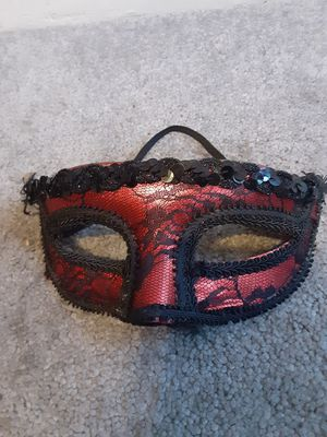 Halloween masquerade masks for Sale in Bloomington, IL