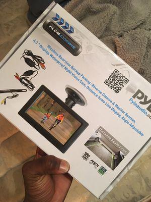 Car backup camera for Sale in Fort Washington, MD