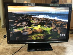 50 inch Panasonic plasma, excellent condition for Sale in St. Petersburg, FL